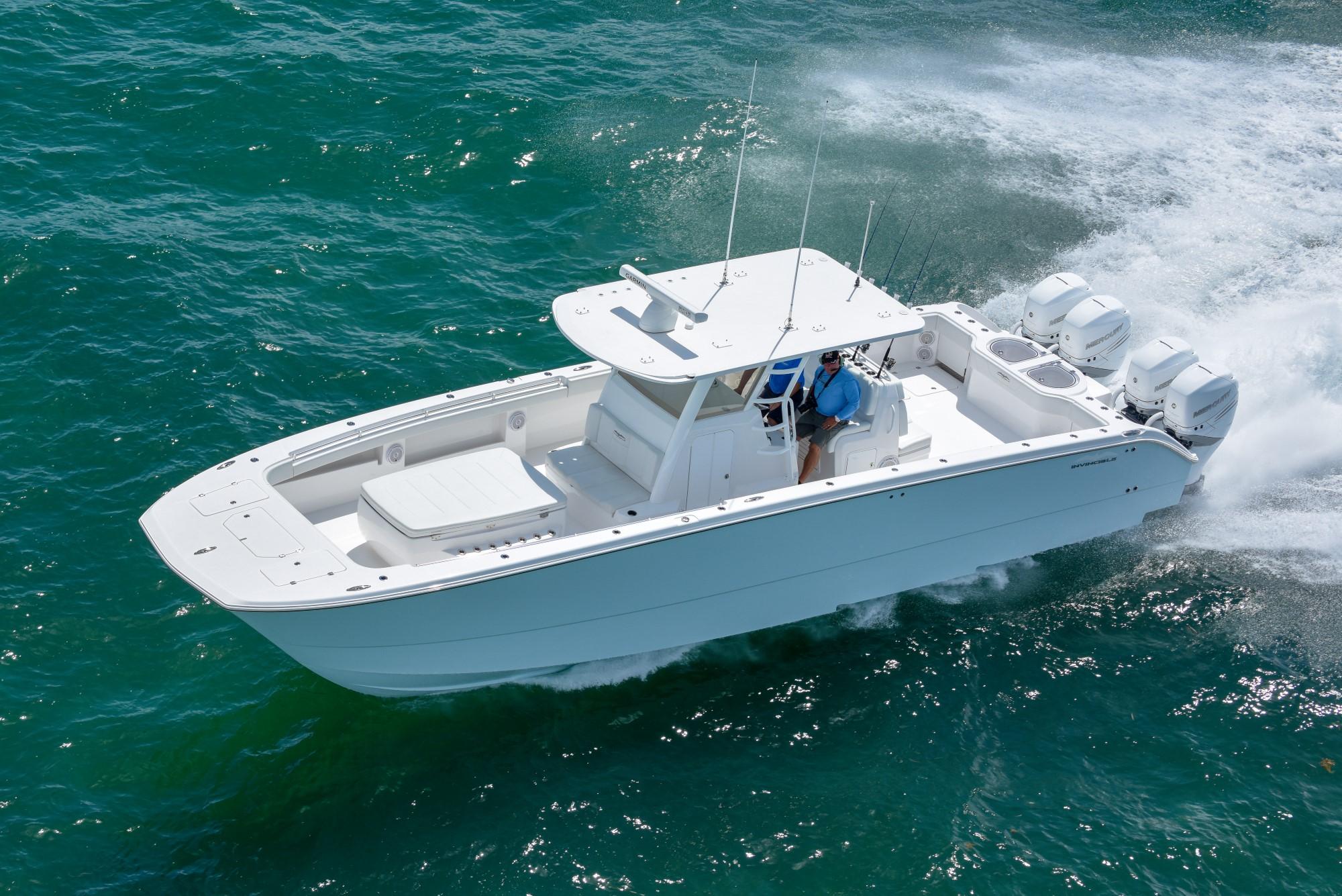 Invincible 40 Catamaran